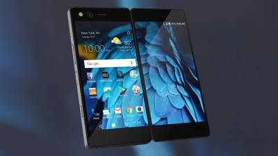 Huawei to launch World's first foldable mobile phone