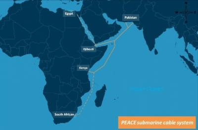 Pakistan to be connected with World's fastest internet submarine cable at Gwadar and Karachi