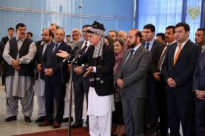 Afghan President Ashraf Ghani makes new offer to Taliban