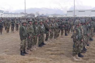 Afghanistan unveils new territorial Army with 36,000 soldiers strength