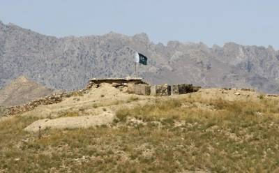 Cross border attack on military check post at Afghan border