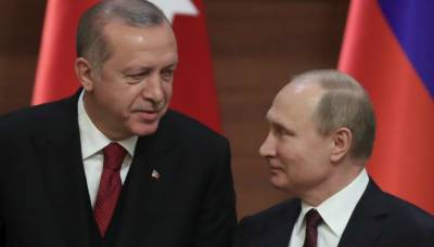 Erdogan, Putin agree to continue efforts for Syria political solution: Turkish presidency