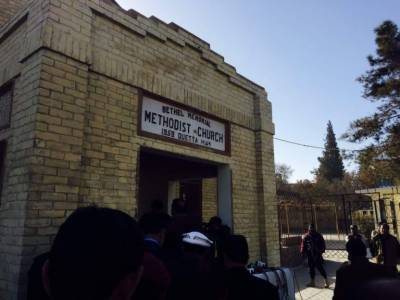 Firing outside church in Quetta, one Christian killed with six others injured