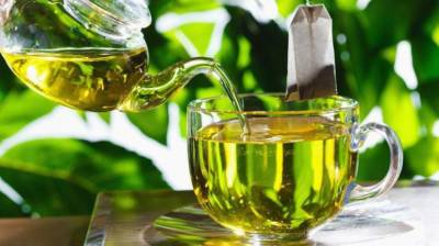 Green tea lowers Blood sugar level