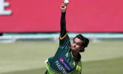 Hafeez to undergo bowling test in England