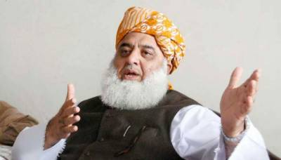 JUI F Chief Fazal ur Rehman sends mixed political signals