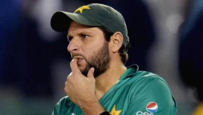 May be Kashmiris want their own country: Shahid Afridi