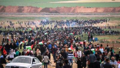 Over 700 Palestinians wounded in Gaza by Israeli Military shooting