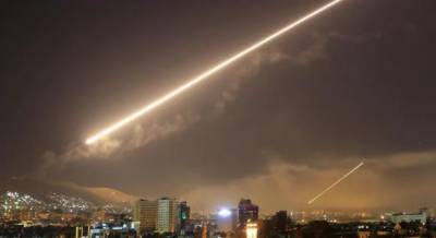 Russia, Iran term use of force by Allied forces against Syria a military crime