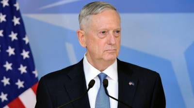 Syria strikes hit syrian chemical program: Mattis