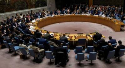 UNSC fails to adopt Russian resolution on Syria