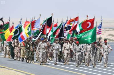 World's largest Joint Military Drills in Saudi Arabia to conclude tomorrow