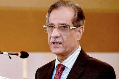 CJP hits out at those using women as shield to raise slogans against Judiciary