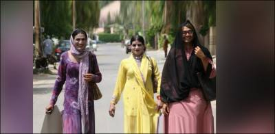 Pakistan's first ever transgender school opens in Lahore