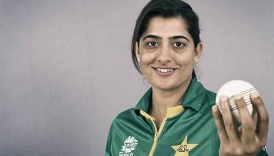 Pakistan's Sana Mir hits top ICC Rankings