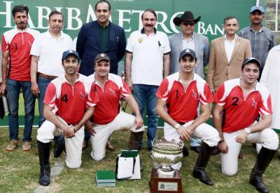 Polo tournament 2018 concludes in Islamabad