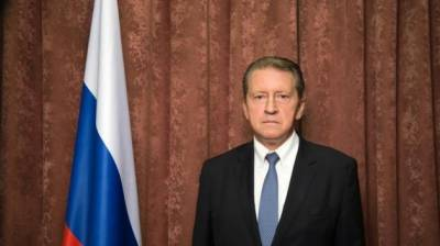 Russia's envoy in India comments on Pakistan irks Delhi