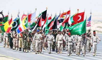 There was one thing special about Pakistan in the largest ever drills by Muslim nations in Saudi Arabia