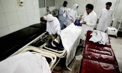 Two Christians killed,four injured in Quetta firing, CM Balochistan condemns incident