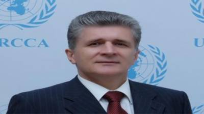 UN urges Pak, India to address issues through peaceful means