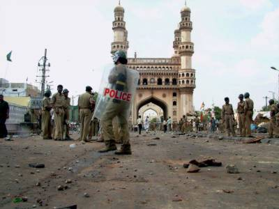 2007 Mecca Masjid blasts in India: All accused, including Hindu Swami Aseemanand, acquitted