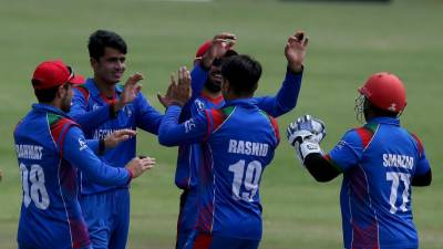 Afghan wicketkeeper Shahzad fined after playing for Pakistan club