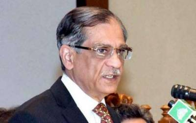 CJP takes suo moto notice over LHC orders on anti judiciary speeches