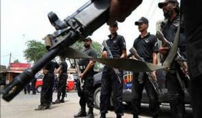 CTD arrests top terrorist with Rs 5 million head money