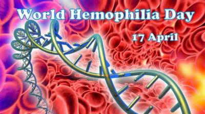 Int'l Day of Hemophilia being observed today