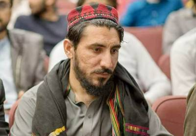 Manzoor Pashteen a RAW - NDS agent and brother of terrorist Qari Mohsin