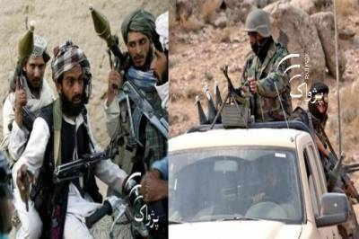 Over 18 Afghan soldiers killed, wounded in Taliban attacks