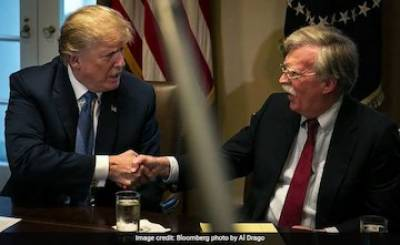 President Donald Trump may fire new NSA John Bolton: Report