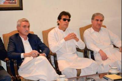 PTI finalizes names for caretaker PM post