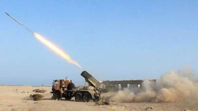 Saudi forces intercept ballistic missile fired by Houthi militia from Yemen