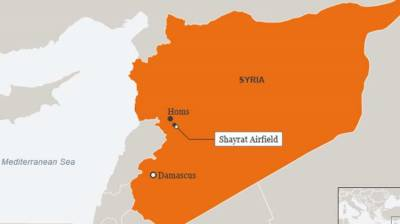 Syrian govt shot down missiles over its two airbases