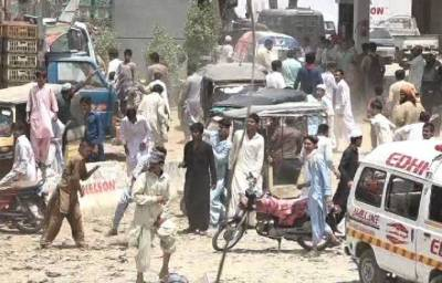 Tension grips Orangi Town as residents protest rape, murder of child