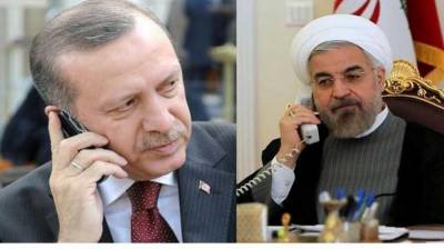 Turkey - Iran leaders hold important phone call