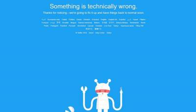 Twitter blackout across World including Pakistan