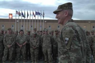 US top General unveils future strategy in Afghanistan