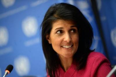 US Ambassador Nikki Haley faces embarrassment at UN as 'Trump throws her under the bus'