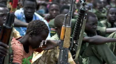 200 children released from armed groups in South Sudan