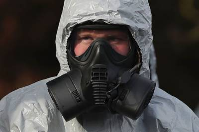 Britain accuses 'reckless Russia' of breaking chemical arms ban