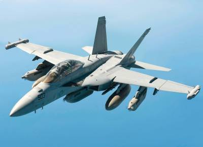 China jams US Navy Fighter Jets equipment in South China Sea cruise