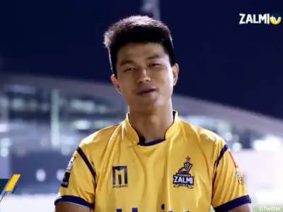 Chinese players are grateful to Peshawar Zalmi for PSL participation