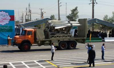 Iran unveils new indigenous missile defence system