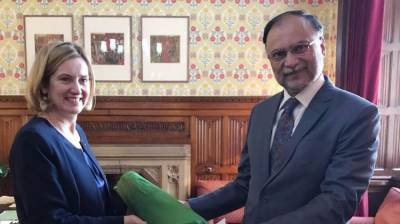 Pakistan, Britain agree to enhance cooperation in different sectors