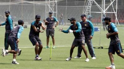 Pakistan cricket team training camp starts in Lahore