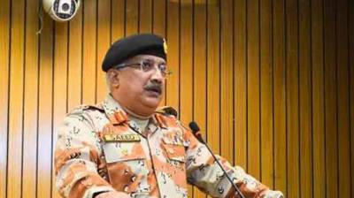 Steps being ensured by rangers to improve law & order in Karachi: DG Rangers