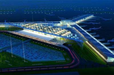 Suspected drone shot down over New Islamabad Airport