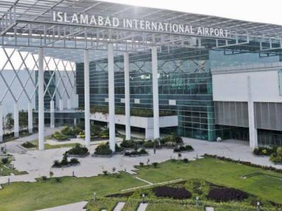 Drone shot down over New Islamabad Airport